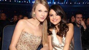 Selena Gomez động viên Taylor Swift sau vụ kiện tình dục