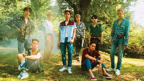 Album comeback của EXO