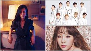 Đại diện Việt Nam tham dự Asia Song Festival, Đông Nhi sẽ đứng chung sân khấu với EXO - Taeyeon