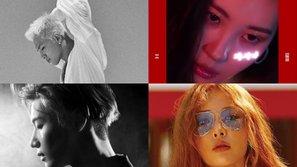 4 màn solo comeback đáng trông đợi nhất trong đường đua Kpop tháng 8