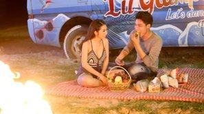 Fan thích thú khi Khổng Tú Quỳnh thực hiện MV đẹp như tranh tại Phan Thiết