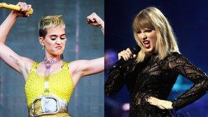 Gạt bỏ hận thù, Katy Perry sẽ cùng Taylor Swift biểu diễn tại MTV VMAs 2017?