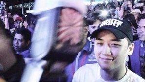 """Lăn theo """"vết xe đổ"""" của Tiffany (SNSD)... Seungri (Big Bang) vội vã xóa clip nghi có hình cờ đế quốc Nhật trên Instagram"""