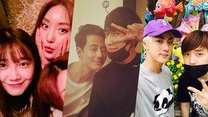Bạn đã biết đến 7 hội bạn thân nổi tiếng này của làng giải trí Hàn Quốc chưa?