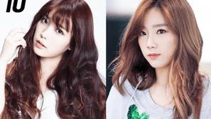 Đây là lí do vì sao IU và Taeyeon được mệnh danh là
