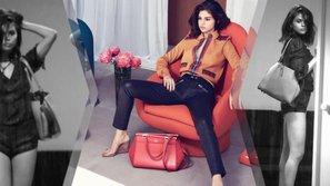 Selena Gomez khiến tín đồ thời trang phát sốt với BST túi xách tự thiết kế