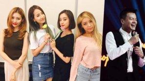 Chia tay trong êm đẹp, ông lớn JYP ủng hộ hết mình cho sự trở lại cựu thành viên Wonder Girls