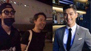 """Siwon (Super Junior) đã đến Việt Nam và đồng hành cùng anh chàng chính là người được SONE """"bóng gió"""" nhiều nhất những ngày qua"""