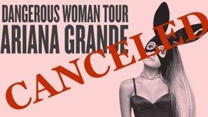 Sốc: Ariana Grande bất ngờ huỷ concert tại TP.HCM chỉ 5 tiếng trước giờ biểu diễn