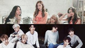 Fan Army Face-Off 2017: T-ara dễ dàng tiến vào chung kết, GOT7 thua đau ở những phút cuối