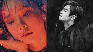 Nếu rảnh rỗi ngày mưa hãy bật những ca khúc Kpop này và đắm chìm trong cảm xúc