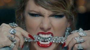 """Không ngoài dự đoán, Taylor Swift """"dập"""" một lúc cả Calvin lẫn Tom trong MV mới"""