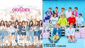 Xúc động nghẹn ngào với tin nhắn mà fan của I.O.I gửi đến fan của Wanna One