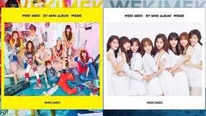 Weki Meki tung album debut phiên bản mới... 'tham vọng' nâng thành tích tân binh bán đĩa?