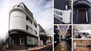 Tòa nhà Pledis Entertainment đoạt giải thưởng lớn trong cuộc thi tái kiến trúc