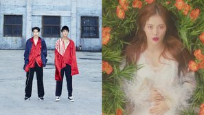 Album mới của VIXX LR và HuynA đồng loạt tấn công BXH Billboard tuần này