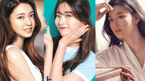 """Ngôi vị """"nữ hoàng quảng cáo"""" của Jun Ji Hyun, Suzy, Seolhyun bị đe dọa bởi những cái tên mới"""