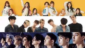 JYP 'trúng số', YG 'loay hoay' và SM 'mờ mịt'