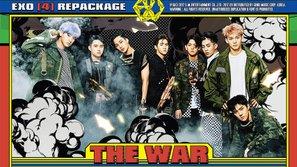 Không chỉ phủ sóng khắp Hàn Quốc, ca khúc mới của EXO còn được phát trên kênh truyền hình lớn của Mỹ