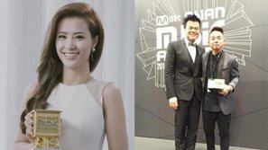 'Điểm danh' loạt sao Việt từng được giải thưởng Mnet Asian Music Awards (MAMA) xướng tên