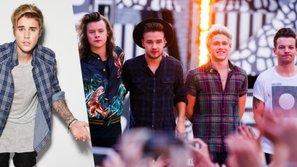 Justin Bieber đặt trọn niềm tin vào khả năng tái hợp của One Direction