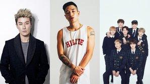 Làm chuyện có lỗi với cả hai, rapper B-Free vẫn tự tin tuyên bố 'thà xin lỗi San E còn hơn xin lỗi BTS'