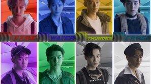 Mặc Knet mỉa mai, MV Power vẫn liên tiếp mang lại tin vui cho EXO