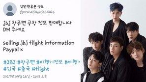 Còn chưa ra mắt nhưng JBJ đã bị sasaeng fan tuồn sạch thông tin riêng tư lên mạng xã hội