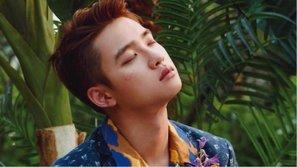 D.O. (EXO) úp mở chuyện sắp debut với tư cách ca sĩ solo