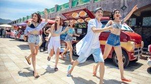 Đông Nhi 'chơi sang, chi bạo' cho dàn gà cưng The Voice sang Đài Loan thực hiện MV
