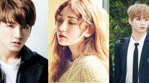 Những idol Kpop thế hệ mới có thể là ca sĩ solo đầy tiềm năng