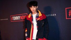 Xuất hiện tại tuần lễ thời trang Luân Đôn, Chanyeol (EXO) được 'kinh thánh thời trang' Vogue khen ngợi hết lời