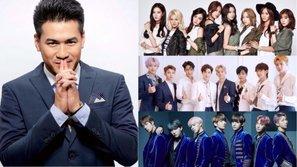 Phillip Nguyễn vừa 'thả thính' mời sao Hàn về Việt Nam, fan KPOP kêu gào: 'SNSD! EXO! BTS!'