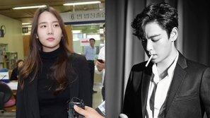 Dispatch công bố hình ảnh 'bạn gái cũ' của T.O.P (Big Bang) khi xuất hiện tại tòa án