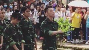 CỰC HOT: Sơn Tùng M-TP đang có mặt ở trường Nhân văn TP.HCM để thực hiện clip mới!
