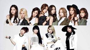 Top 5 girlgroup chứng minh 'phong độ là nhất thời, đẳng cấp là mãi mãi' với số lượng cup lớn nhất Kpop