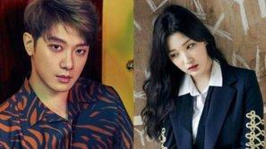 Rộ tin đồn Minhwan (F.T.ISLAND) hẹn hò Yulhee (LABOUM)?