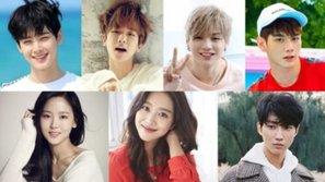 Eun Woo (ASTRO), Kang Daniel, Ong Sung Woo (Wanna One),... đồng loạt đổ bộ show thực tế mới