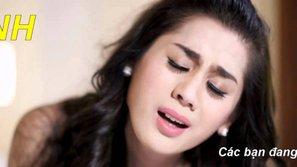 Đóng MV buồn có cần phải biểu cảm quá lố vậy không, nữ ca sĩ Lâm Khánh Chi