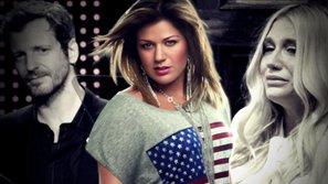 Kelly Clarkson cương quyết tẩy chay nhà sản xuất bị đồn cưỡng hiếp Kesha