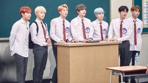 Sự xuất hiện của BTS giúp 'Knowing Brothers' trở thành show giải trí hot nhất trong tuần