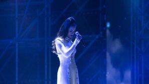 Cư dân mạng lại tranh cãi kịch liệt về màn hát live của Đông Nhi tại Asia Song Festival 2017