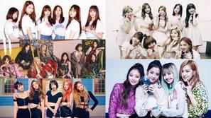 Tranh cãi không hồi kết xung quanh bảng phân loại '3 tầng đẳng cấp' của các girlgroup Kpop trong năm 2017