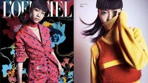 Hết Forbes, H&M, Suboi lại xuất hiện trên trang bìa tạp chí danh tiếng của Singapore