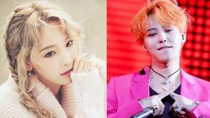 Sự trùng hợp đến đáng yêu của hai trưởng nhóm hàng đầu Kpop: G-Dragon và TaeYeon
