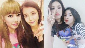 7 cặp thần tượng nữ Kpop mà nếu không phải là fan ruột bạn sẽ không biết họ thân thiết như thế nào