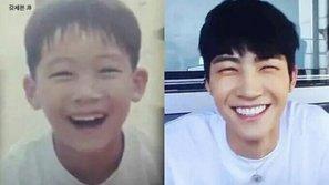 Cùng nhìn ngắm loạt ảnh ấu thơ dễ thương không đỡ nổi của các leader Kpop nổi tiếng