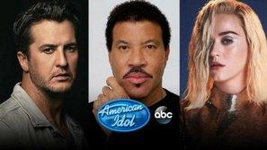 ABC chính thức công bố 3 ngôi sao sẽ ngồi ghế nóng American Idol 2017-2018