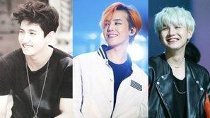 Đổ gục trước những 'gummy smile' đáng yêu của các idol K-pop