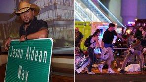 Showbiz thế giới bàng hoàng vì xả súng ở lễ hội âm nhạc đồng quê Mỹ